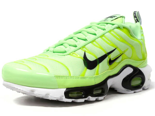 "NIKE AIR MAX PLUS PRM ""LIMITED EDITION for NSW""  N.YEL/BLK/WHT (815994-300)"
