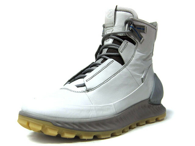 """ECCO EXOSTRIKE HACK """"made in PORTUGAL"""" """"HACK COLLECTION"""" """"JAPAN LIMITED EDITION"""" L.GRY/GRY/GUM (83251401007)"""