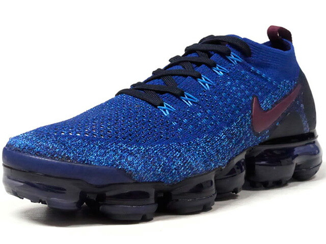 "NIKE AIR VAPORMAX FLYKNIT 2 ""LIMITED EDITION for NSW""  BLU/SAX/BGD/BLK (942842-401)"