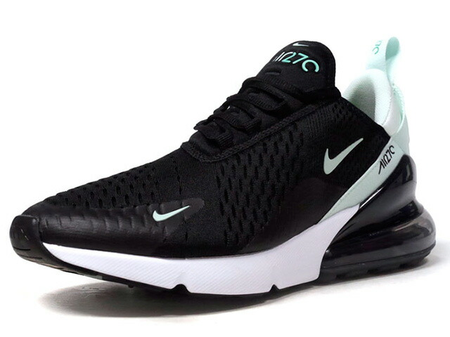 """NIKE (WMNS) AIR MAX 270 """"LIMITED EDITION for NSW""""  BLK/M.GRN/WHT (AH6789-008)"""
