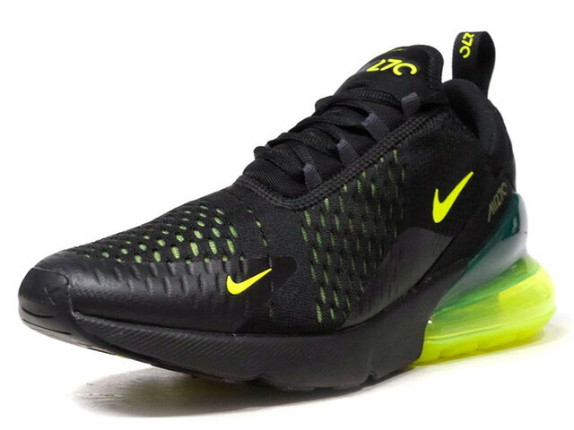 "NIKE AIR MAX 270 ""VOLT"" ""LIMITED EDITION for NSW""  BLK/N.YEL (AH8050-017)"