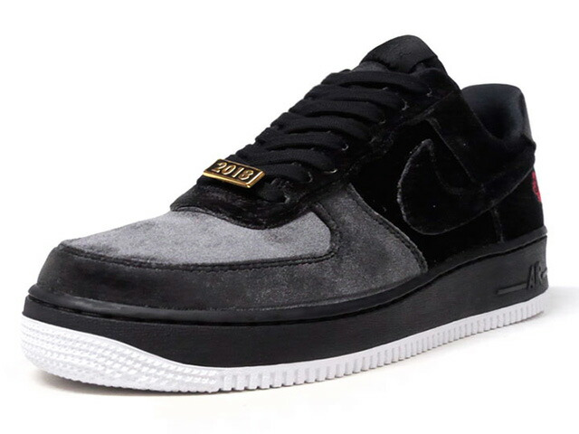 "NIKE AIR FORCE 1 '07 QS ""LIMITED EDITION for NONFUTURE""  BLK/RED (AH8462-003)"