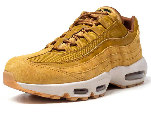 "NIKE AIR MAX 95 SE ""WHEAT"" ""LIMITED EDITION for NSW""  WHEAT/O.WHT/GUM (AJ2018-700)"
