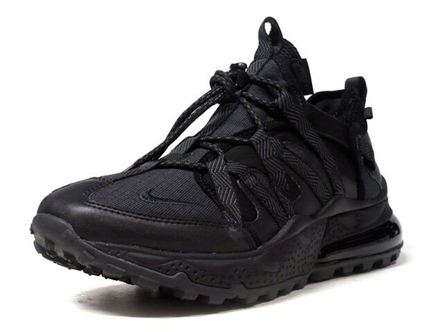 """NIKE AIR MAX 270 BOWFIN """"TRIPLE BLACK"""" """"LIMITED EDITION for NSW""""  BLK/BLK/BLK (AJ7200-005)"""