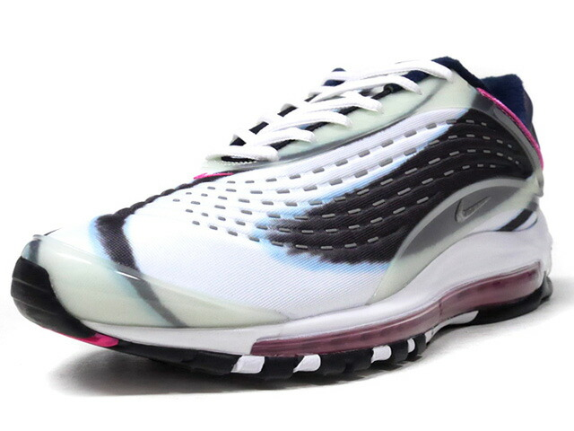 "NIKE AIR MAX DELUXE ""LIMITED EDITION for NSW""  WHT/BLK/SAX/PNK/NVY (AJ7831-301)"