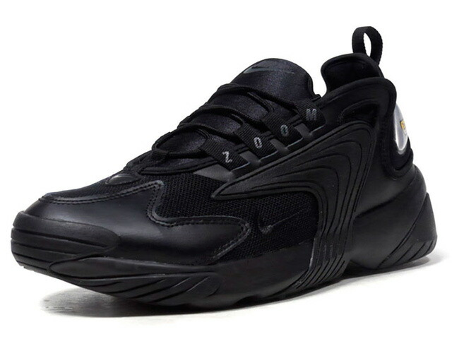 "NIKE ZOOM 2K ""LIMITED EDITION for NSW""  BLK/SLV (AO0269-002)"