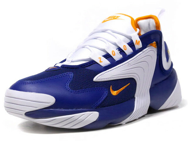 "NIKE ZOOM 2K ""LIMITED EDITION for NSW""  BLU/WHT/ORG (AO0269-400)"