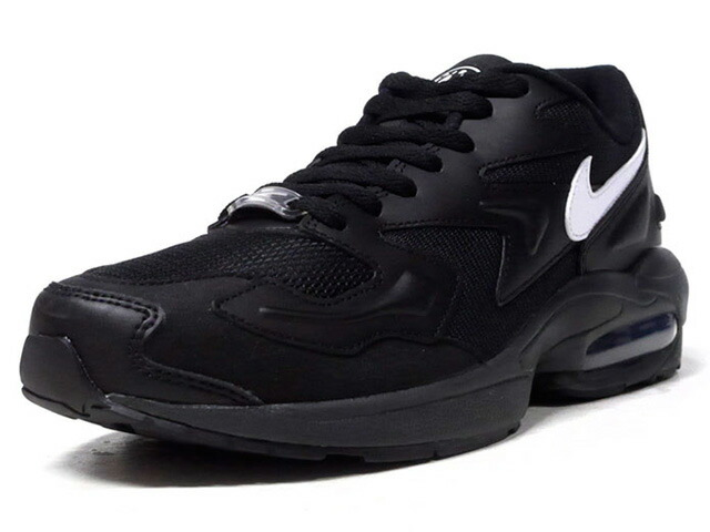 """NIKE AIR MAX 2 LIGHT """"LIMITED EDITION for NSW""""  BLK/WHT (AO1741-001)"""