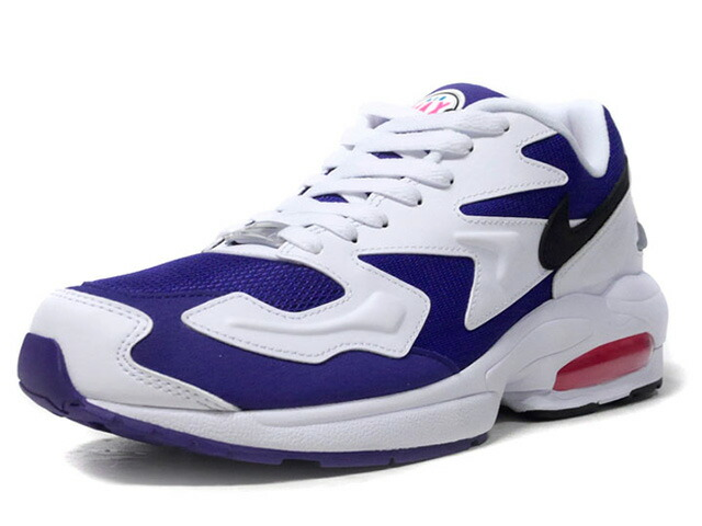 """NIKE AIR MAX 2 LIGHT """"LIMITED EDITION for NSW""""  WHT/PPL/BLK/PNK (AO1741-103)"""