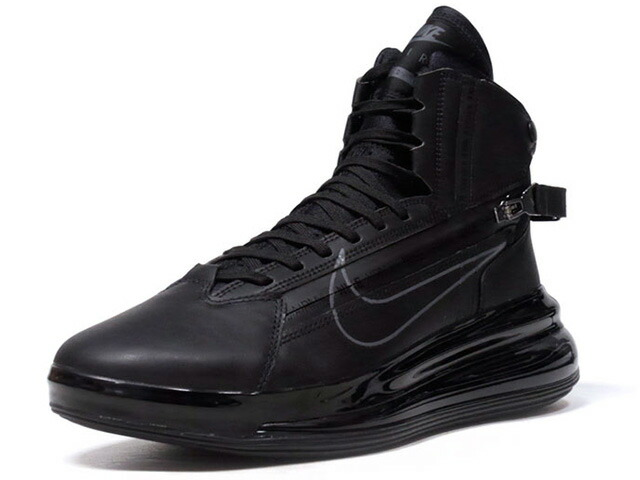"""NIKE AIR MAX 720 SATRN """"LIMITED EDITION for NSW""""  BLK/BLK/C.GRY (AO2110-001)"""