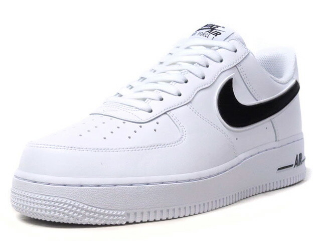 "NIKE AIR FORCE 1 '07 3 ""LIMITED EDITION for NSW""  WHT/BLK (AO2423-101)"