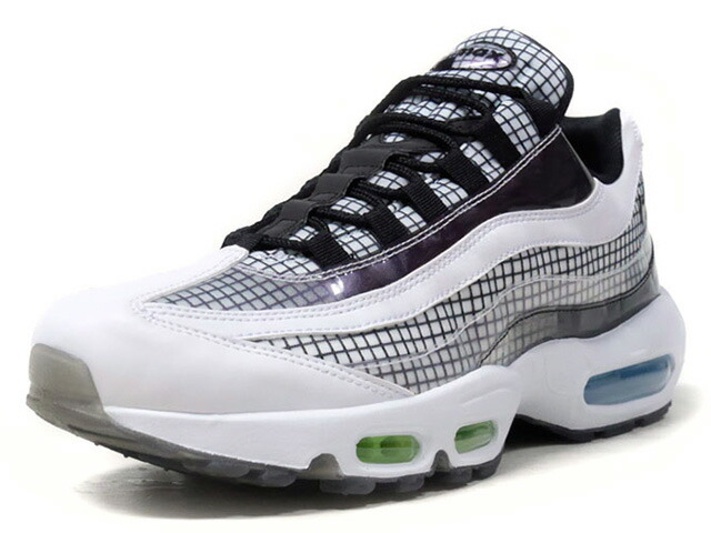 "NIKE AIR MAX 95 LV8 ""LIMITED EDITION for NSW""  WHT/BLK/SAX/L.GRN (AO2450-100)"