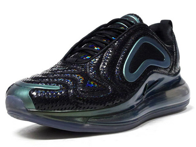 """NIKE AIR MAX 720 """"THROWBACK FUTURE PACK"""" """"LIMITED EDITION for NSW""""  BLK/M.GRN (AO2924-003)"""