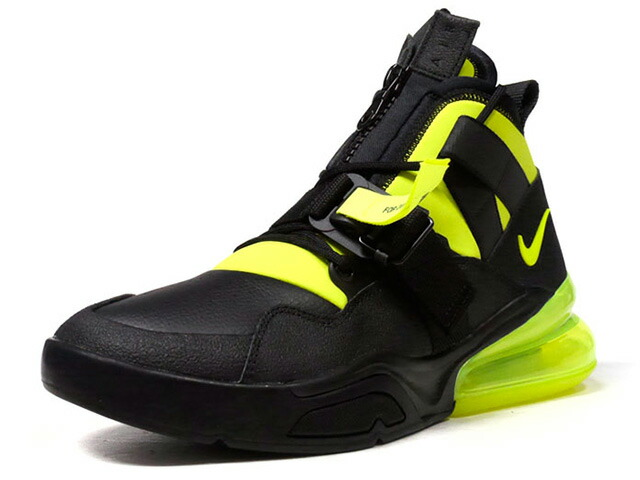 "NIKE AIR FORCE 270 UTIRITY ""VOLT"" ""LIMITED EDITION for NSW""  BLK/N.YEL (AQ0572-001)"