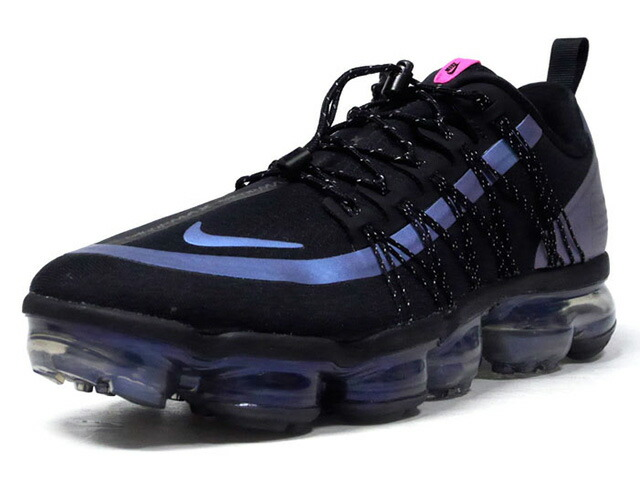 """NIKE AIR VAPORMAX RUN UTILITY """"THROWBACK FUTURE PACK"""" """"LIMITED EDITION for NSW""""  BLK/M.BLU/PNK (AQ8810-009)"""