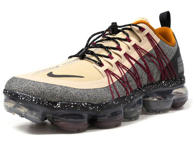 "NIKE AIR VAPORMAX RUN UTILITY ""LIMITED EDITION for NSW""  BGE/GRY/BLK/BGD (AQ8810-200)"