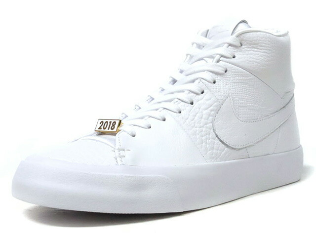 "NIKE BLAZER ROYAL QS ""LIMITED EDITION for NONFUTURE""  WHT/WHT (AR8830-100)"