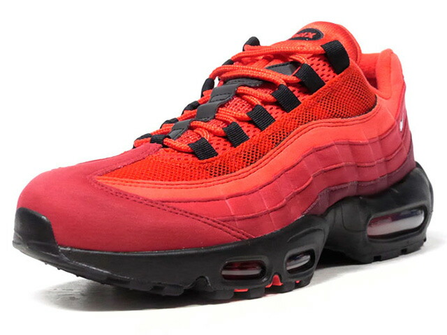 "NIKE AIR MAX 95 OG ""HABANERO RED"" ""LIMITED EDITION for NSW""  RED/BLK/WHT (AT2865-600)"