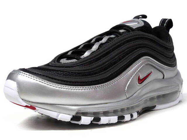 "NIKE AIR MAX 97 QS ""LIMITED EDITION for NONFUTURE""  BLK/SLV/RED/WHT (AT5458-001)"