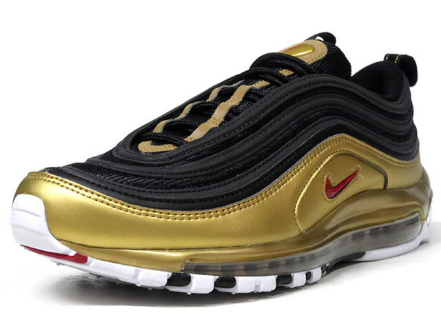 "NIKE AIR MAX 97 QS ""LIMITED EDITION for NONFUTURE""  BLK/GLD/RED/WHT (AT5458-002)"