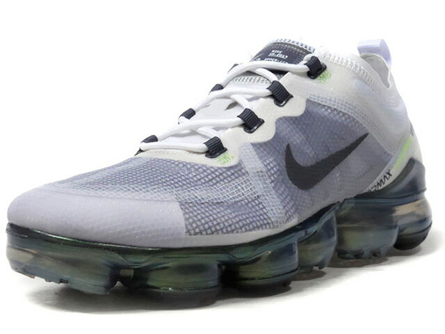 "NIKE AIR VAPORMAX 2019 PRE ""LIMITED EDITION for NSW""  WHT/C.GRY/L.GRN (AT6810-100)"
