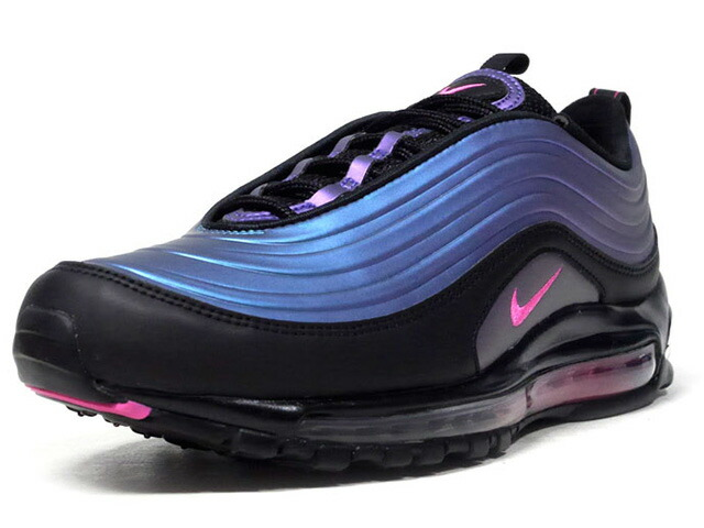 """NIKE AIR MAX 97 LX """"THROWBACK FUTURE PACK"""" """"LIMITED EDITION for NSW""""  M.BLU/BLK/PNK (AV1165-001)"""