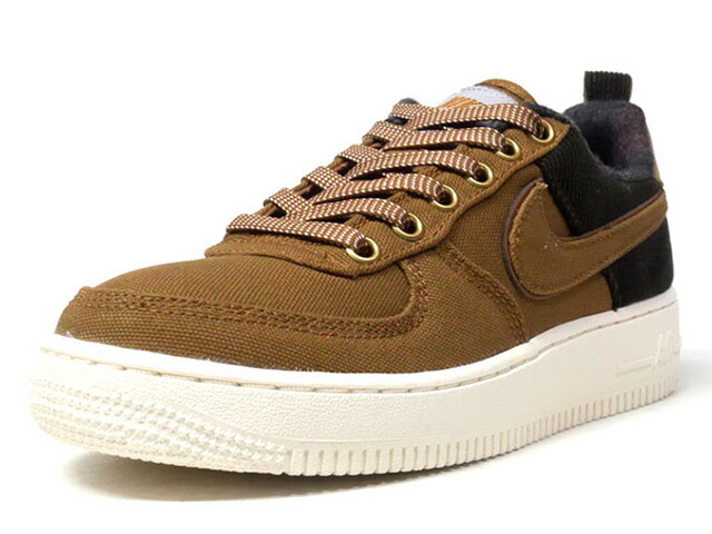 "NIKE AIR FORCE 1 PRM WIP GS ""CARHARTT WIP"" ""LIMITED EDITION for NSW""  BRN/D.BRN/O.WHT (AV3524-200)"