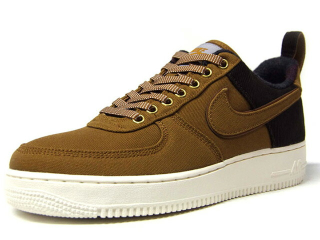 "NIKE AIR FORCE 1 07 PRM WIP ""CARHARTT WIP"" ""LIMITED EDITION for NSW""  BRN/D.BRN/O.WHT (AV4113-200)"