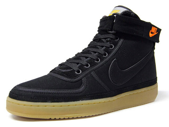"NIKE VANDAL HIGH SUPREME PRM WIP ""CARHARTT WIP"" ""LIMITED EDITION for NSW""  BLK/ORG/GUM (AV4115-001)"