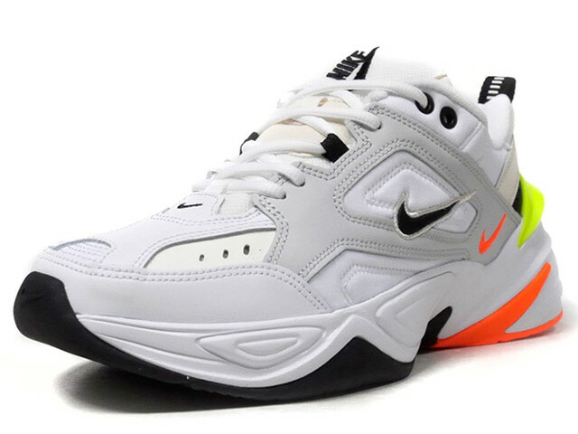 "NIKE M2K TEKNO ""LIMITED EDITION for NSW""  WHT/O.WHT/L.GRY/BLK/ORG/YEL (AV4789-004)"