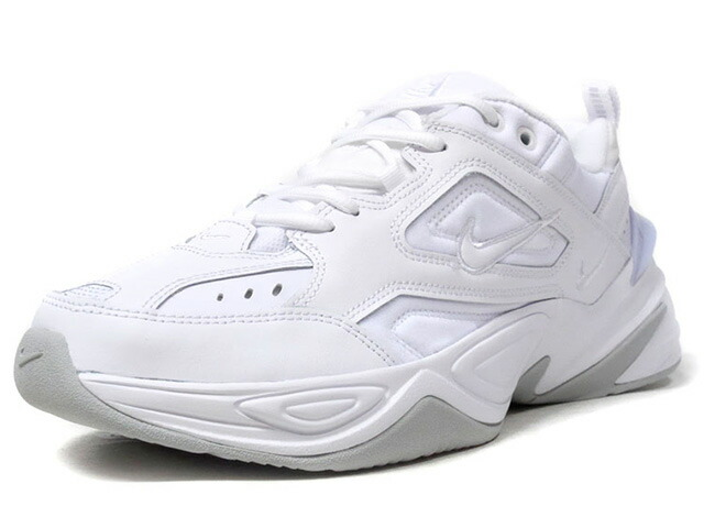"NIKE M2K TEKNO ""TRIPLE WHITE"" ""LIMITED EDITION for NSW""  WHT/WHT/WHT (AV4789-101)"