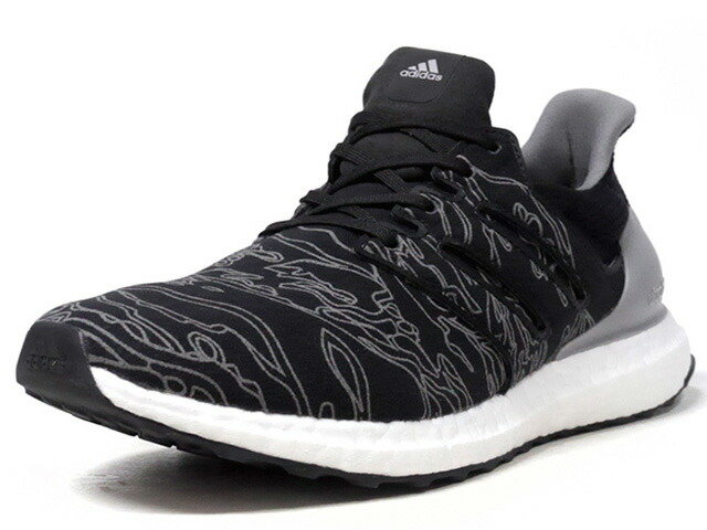 "adidas ULTRABOOST UNDFTD ""UNDEFEATED"" ""LIMITED EDITION for CONSORTIUM""  BLK/GRY/WHT (BC0472)"