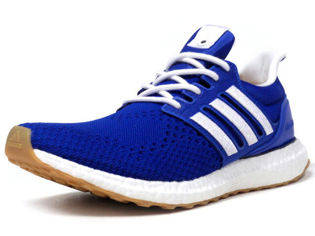 "adidas ULTRA BOOST E.G ""ENGINEERED GARMENTS"" ""LIMITED EDITION for CONSORTIUM""  BLU/SLV/YEL/RED/WHT/GUM (BC0949)"