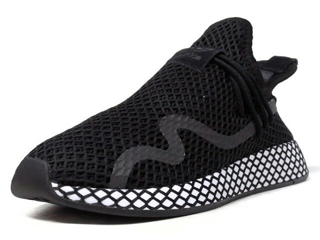 "adidas DEERUPT NEW RUNNER ""LIMITED EDITION""  BLK/WHT (BD7879)"