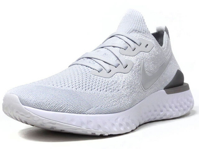"NIKE EPIC REACT FLYKNIT 2 ""LIMITED EDITION for NSW""  L.GRY/GRY/C.GRY/WHT (BQ8928-004)"