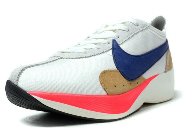 "NIKE MOON RACER QS ""LIMITED EDITION for NONFUTURE"" O.WHT/NVY/PNK/BGE/BLK (BV7779-100)"