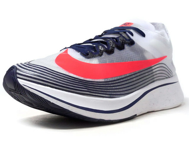 """NIKE ZOOM FLY SP """"LIMITED EDITION for NSW""""  WHT/NVY/PNK (CD6616-146)"""