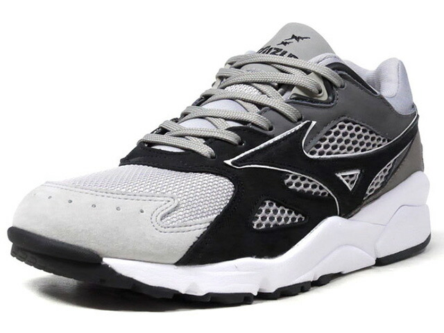 "MIZUNO SKY MEDAL ""GREYSCALE"" ""WHIZ LIMITED x mita sneakers"" ""LIMITED EDITION for KAZOKU""  GRY/L.GRY/BLK/WHT (D1GD192503)"