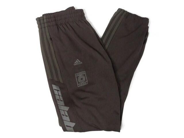 """adidas CALABASAS TP """"KANYE WEST""""  GRY/OLV (EA1901)"""