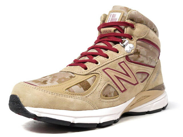 "new balance MO990 ""made in U.S.A."" ""LIMITED EDITION""  HR4 (MO990 HR4)"