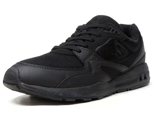 "le coq sportif LCS R 800 ""LIMITED EDITION for BETTER +""  BLK/BLK (QL1NJC00BK)"