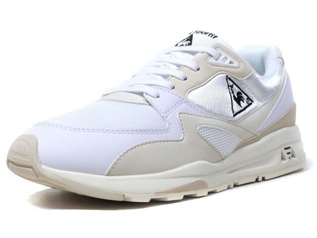 "le coq sportif LCS R 800 ""LIMITED EDITION for BETTER +""  WHT/O.WHT/BLK (QL1NJC00WH)"