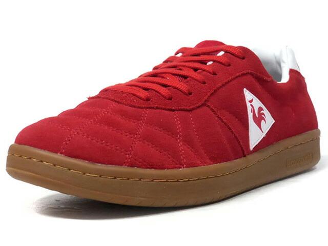 le coq sportif PLUME II  RED/GUM/WHT (QL1NJC09RD)