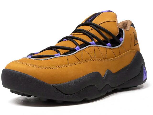 "le coq sportif LCS TR OG LE ""mita sneakers Direction""  BRN/PPL/BLK/SLV (QL2NJC00CM)"
