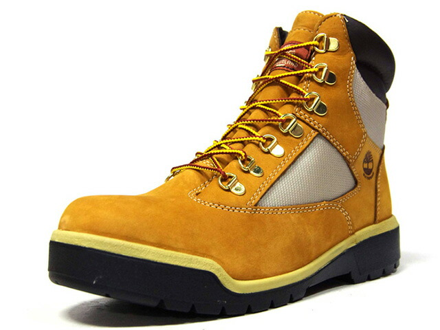 "Timberland FIELD BOOT 6 F/L WP ""LIMITED EDITION"" BGE/BRN/SLV/NAT (TB0A19QV)"