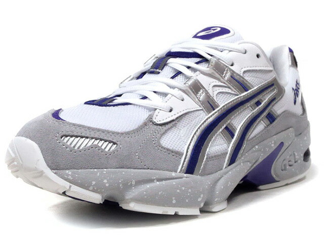 "ASICSTIGER GEL-KAYANO 5 ""LIMITED EDITION""  WHT/SLV/NVY/PPL (1021A238.020)"