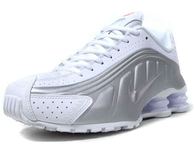 "NIKE SHOX R4 ""LIMITED EDITION for NSW""  WHT/SLV (104265-131)"