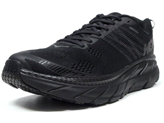 Hoka One One CLIFTON 6  BLK/BLK (1102872BLK)