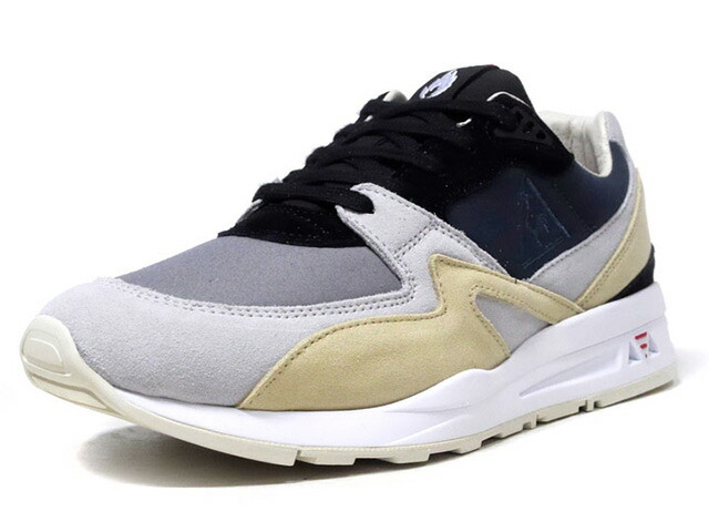 "le coq sportif LCS R 800 ""made in FRANCE"" ""BON ACCORD"" ""HANON"" ""LIMITED EDITION for LE CLUB""  GRY/BGE/BLK/NVY/WHT (1911216)"