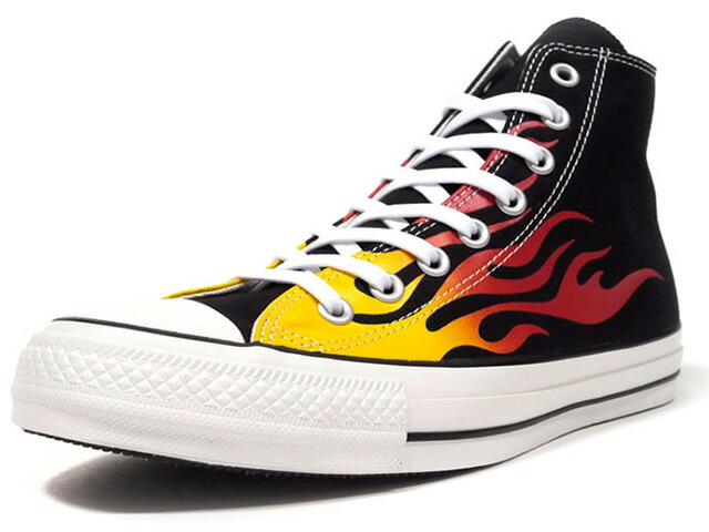 "CONVERSE ALL STAR 100 IGNT HI ""ALL STAR 100th ANNIVERSARY"" ""LIMITED EDITION""  BLK/WHT/YEL/RED (31300370)"